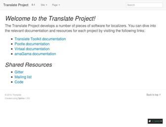 docs.translatehouse.org screenshot