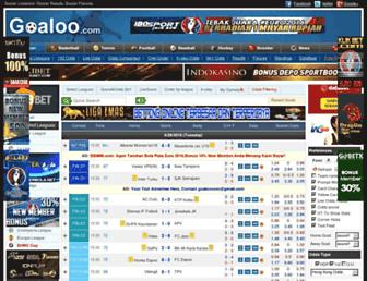 goaloo.com screenshot