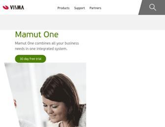 visma.co.uk screenshot