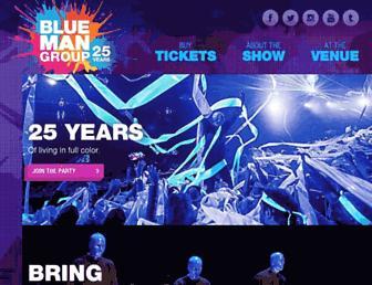 Thumbshot of Blueman.com