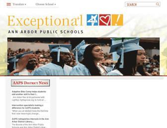 Thumbshot of A2schools.org