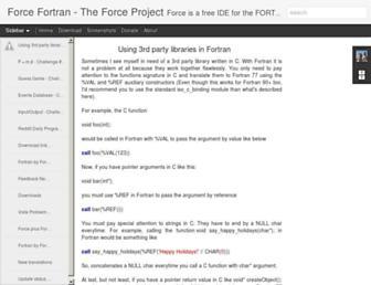 force.lepsch.com screenshot