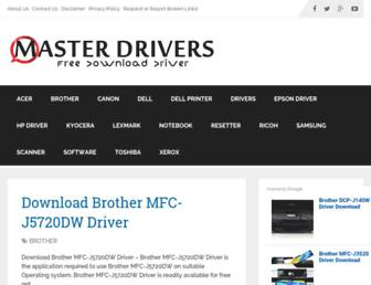 Thumbshot of Masterdrivers.com