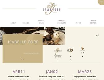 Thumbshot of Isabellecorp.com.tw