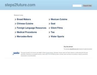 steps2future.com screenshot