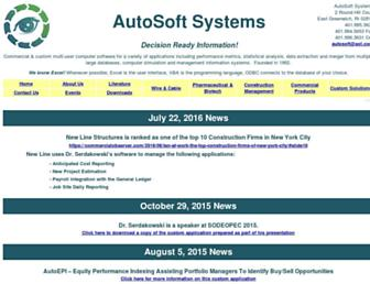 autosoftsystems.com screenshot