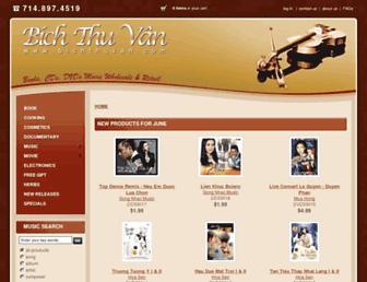 bichthuvan.com screenshot