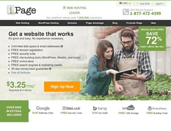 Thumbshot of Ipage.com