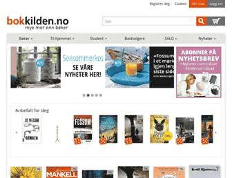bokkilden.no screenshot