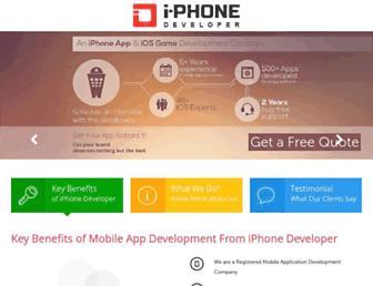 Thumbshot of I-phonedeveloper.com