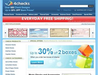 Thumbshot of 4checks.com