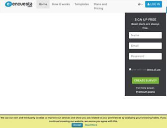 Thumbshot of E-encuesta.com