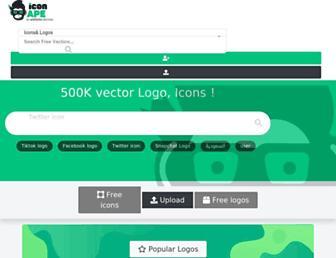 iconape.com screenshot