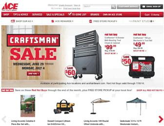 acehardware.com screenshot