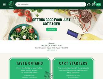 grocerygateway.com screenshot