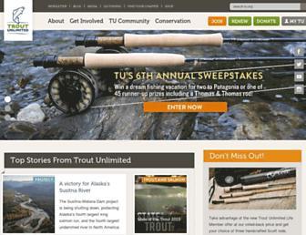 Thumbshot of Tu.org