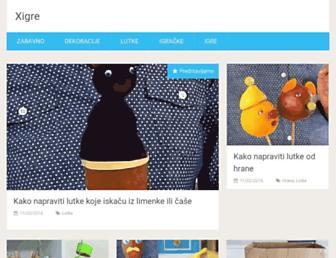 xigre.com screenshot