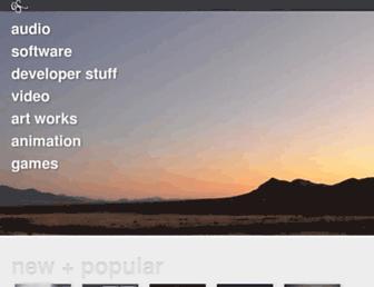 gieson.com screenshot