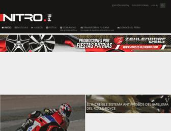 nitro.pe screenshot