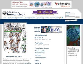 jimmunol.org screenshot