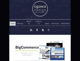 ogawadesign.com screenshot
