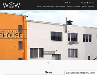 wow-wholesale.com screenshot