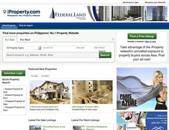iproperty.com.ph screenshot