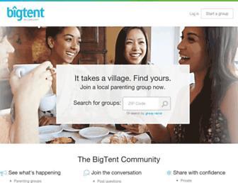 Thumbshot of Bigtent.com