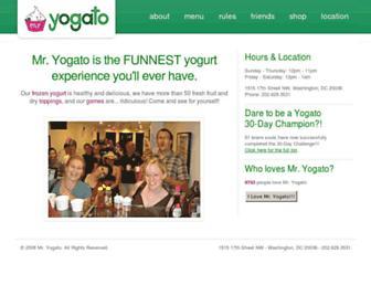 mryogato.com screenshot