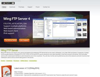 Thumbshot of Wftpserver.com