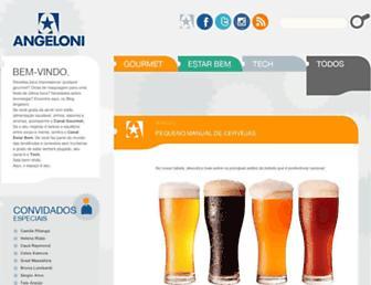 Thumbshot of Blogangeloni.com.br