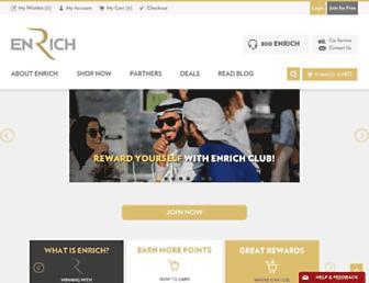 enrichclub.com screenshot