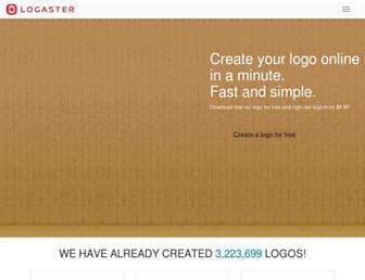 Thumbshot of Logaster.com
