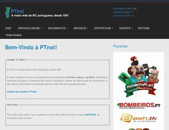 Thumbshot of Ptnet.org