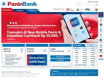 panin.co.id screenshot