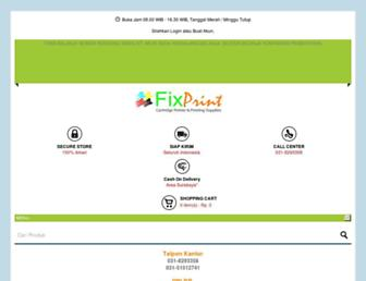 fixprint.co.id screenshot