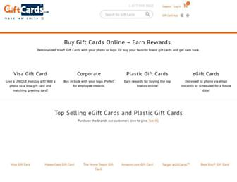 Thumbshot of Giftcards.com