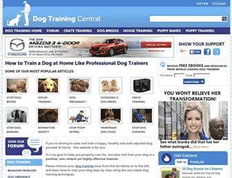 Thumbshot of Dog-obedience-training-review.com