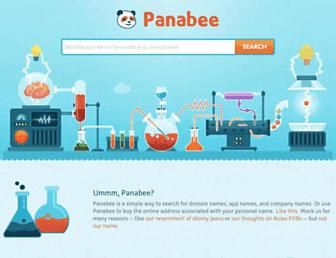 Thumbshot of Panabee.com