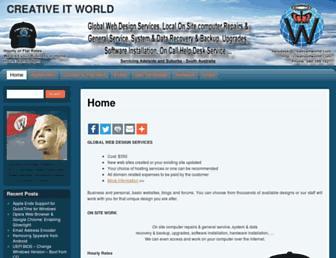 creativeitworld.com screenshot