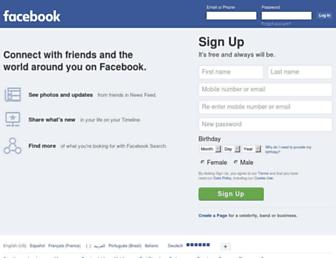 p.facebook.com screenshot