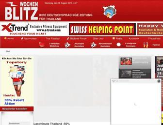 wochenblitz.com screenshot