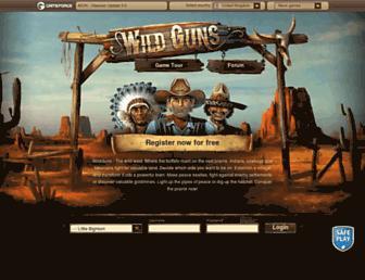 Thumbshot of Wildguns.co.uk