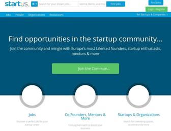 startus.cc screenshot