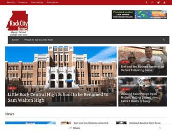 Fullscreen thumbnail of rockcitytimes.com