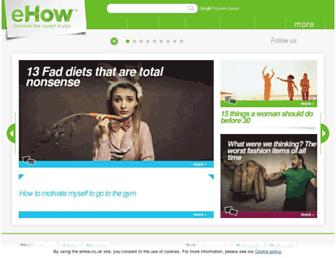 ehow.co.uk screenshot
