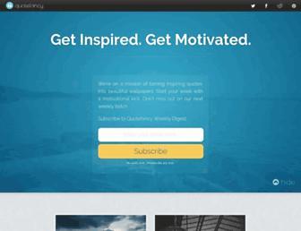 quotefancy.com screenshot