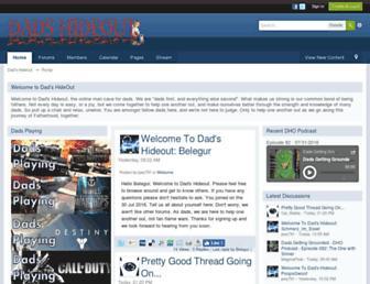 Thumbshot of Dadshideout.com