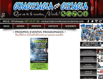 Thumbshot of Concienciaconciencia.com