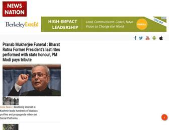 english.newsnationtv.com screenshot